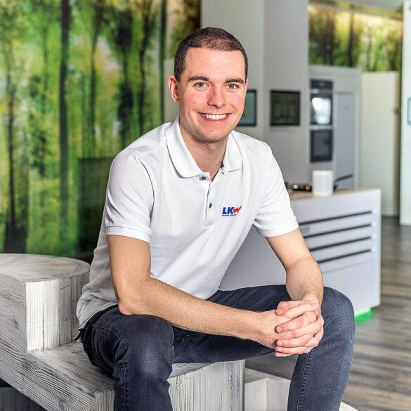 Gewinner des Swiss Marketing Award 2019 für den besten Abschluss als eidg. dipl. Verkaufsleite