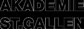 Logo der Akademie St.Gallen mit Verlinkung zur Website